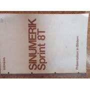 Bedienungsanleitung SINUMERIK Sprint 8T (39)
